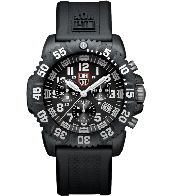 NAVY SEAL COLORMARK CHRONOGRAPH 3080 SERIES