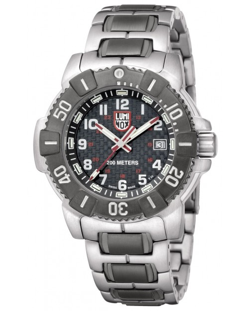 Luminox Evo Navy Seal Black Carbon 6302