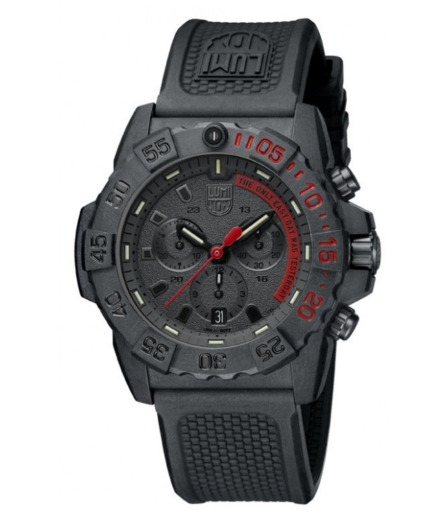 Luminox Navy Seal Chronograph 3581.EY.F
