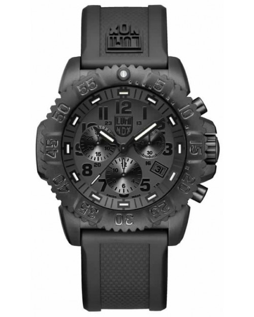 Luminox Navy Seal Colormark Cronógrafo 3081BO