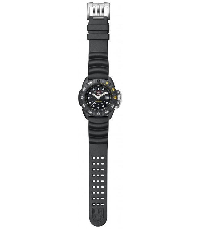 Luminox Scott Cassell Deep Dive Carbon 1555