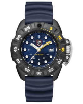 Luminox Scott Cassell Deep Dive Carbon 1553