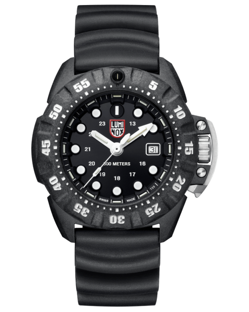 Luminox Scott Cassell Deep Dive Carbon 1551