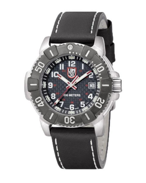 Luminox Evo Navy Seal Black Carbon 6308