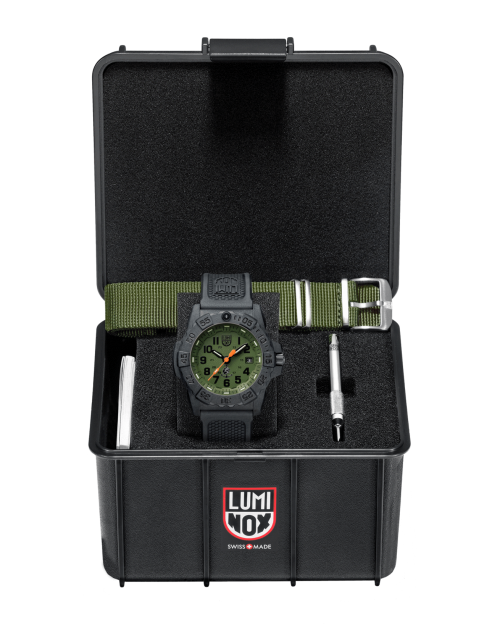 Set Navy Seal 3500 Series | 3517.NQ.SET