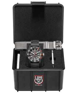 Luminox Carbon Seal 3801.C.SET